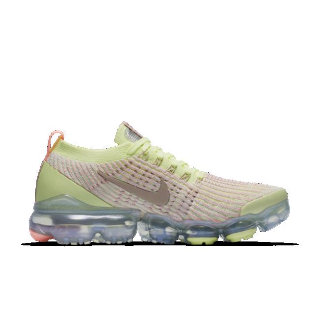 Nike Air VaporMax damessneaker groen
