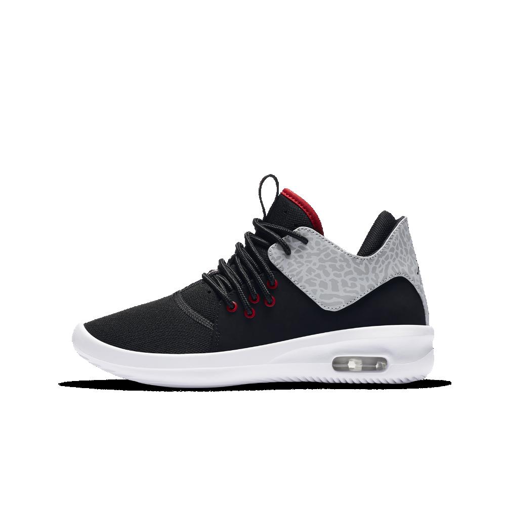 designer fashion 33a9c d2e11 Air Jordan First Class Big Kids  Shoe, by Nike Size 4Y (Black)