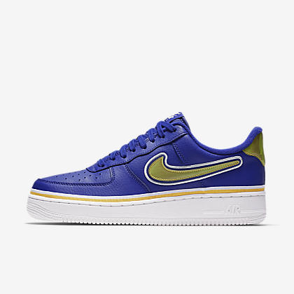 timeless design 50976 71ec5 Nike Air Force 1  07 LV8 Sport NBA