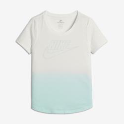 Футболка для девочек школьного возраста Nike SportswearФутболка для девочек школьного возраста Nike Sportswear из невероятно мягкого и прочного хлопка обеспечивает комфорт на весь день.<br>