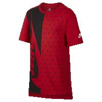 <ナイキ(NIKE)公式ストア>ナイキ スポーツウェア ジュニア (ボーイズ) Tシャツ AJ8711-657 レッド画像