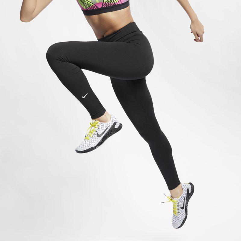 Nike One Mallas - Mujer - Negro
