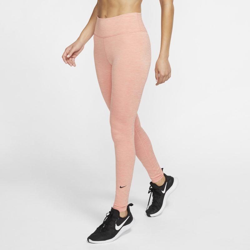 Nike One Mallas - Mujer - Rosa