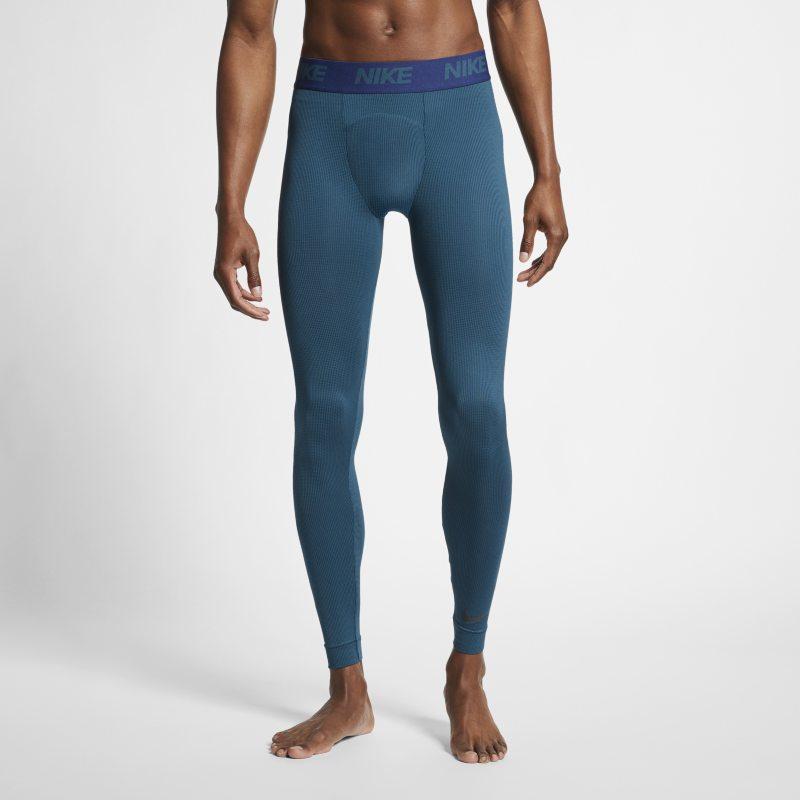Nike Mallas de entrenamiento de - Hombre - Azul