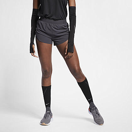 best website e10db c7a85 Nike Elevate Womens Track Running Shorts. Nike.com