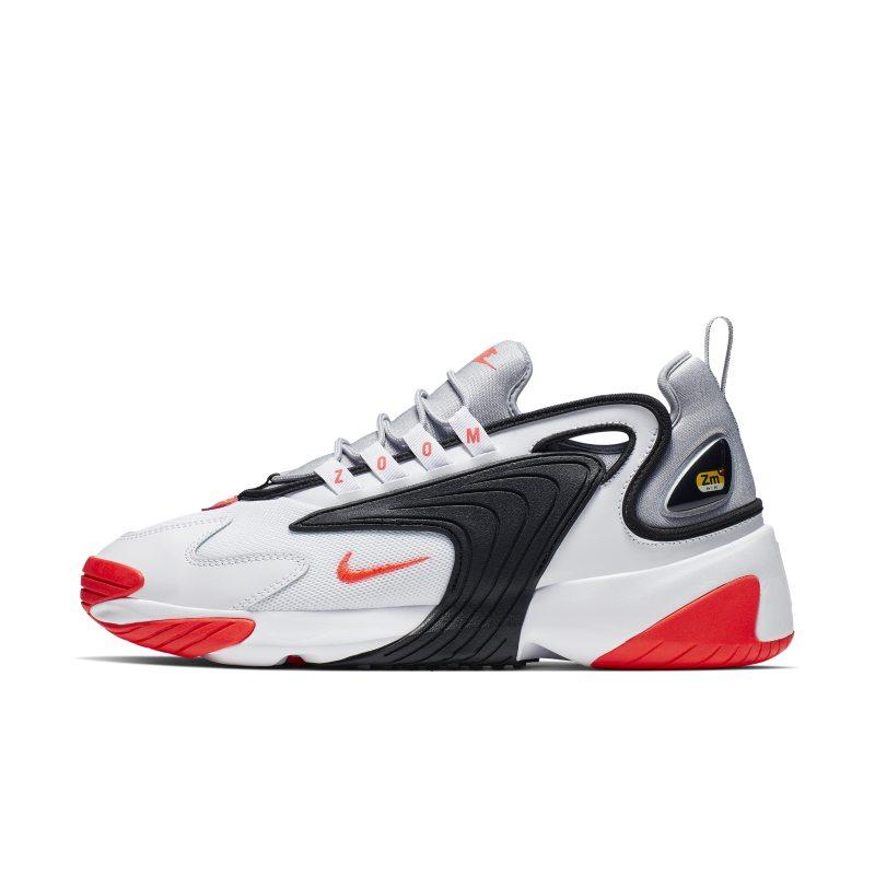 low cost 58d72 c7a9f Sko Nike Zoom 2K för män - Vit
