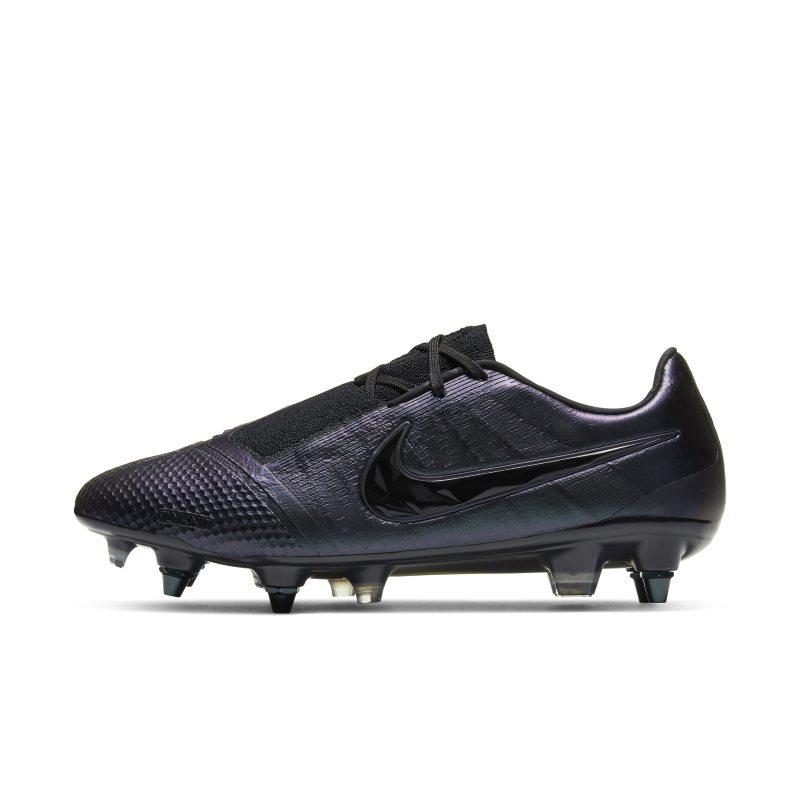 Nike Nike Phantom Venom Elite SG-Pro Anti-Clog Traction Soft-Ground Football Boot - Black