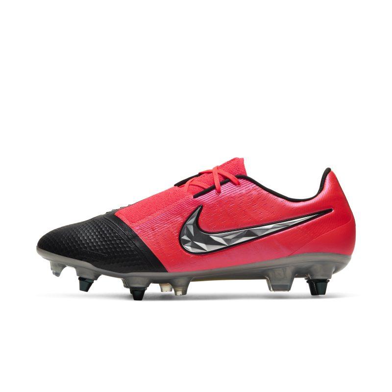 Nike Nike Phantom Venom Elite SG-Pro Anti-Clog Traction Soft-Ground Football Boot - Red