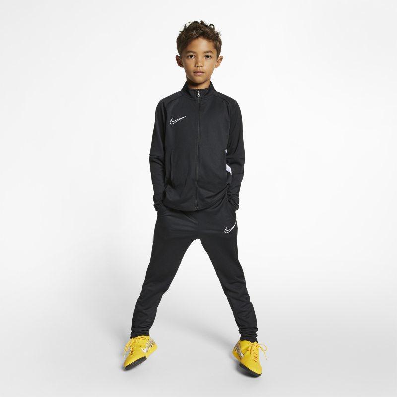 Nike Dri AO0794-010 - FIT Academy Genç Çocuk Futbol Eşofmanı XL Beden Ürün Resmi