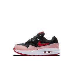 Кроссовки для дошкольников Nike Air Max 1 QSКроссовки для дошкольников Nike Air Max 1 QS разработаны с учетом потребностей растущей стопы. Прочная поддерживающая конструкция с системой амортизации Max Air обеспечивает длительный комфорт. Новая версия получила усовершенствованные элементы дизайна.<br>