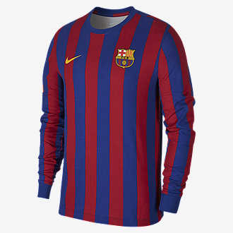 deda01e85eb FC Barcelona. Men's Long-Sleeve ...