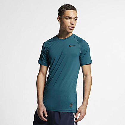 e79815aa0c Nike Pro Men s Short-Sleeve Fitted Top. Nike.com