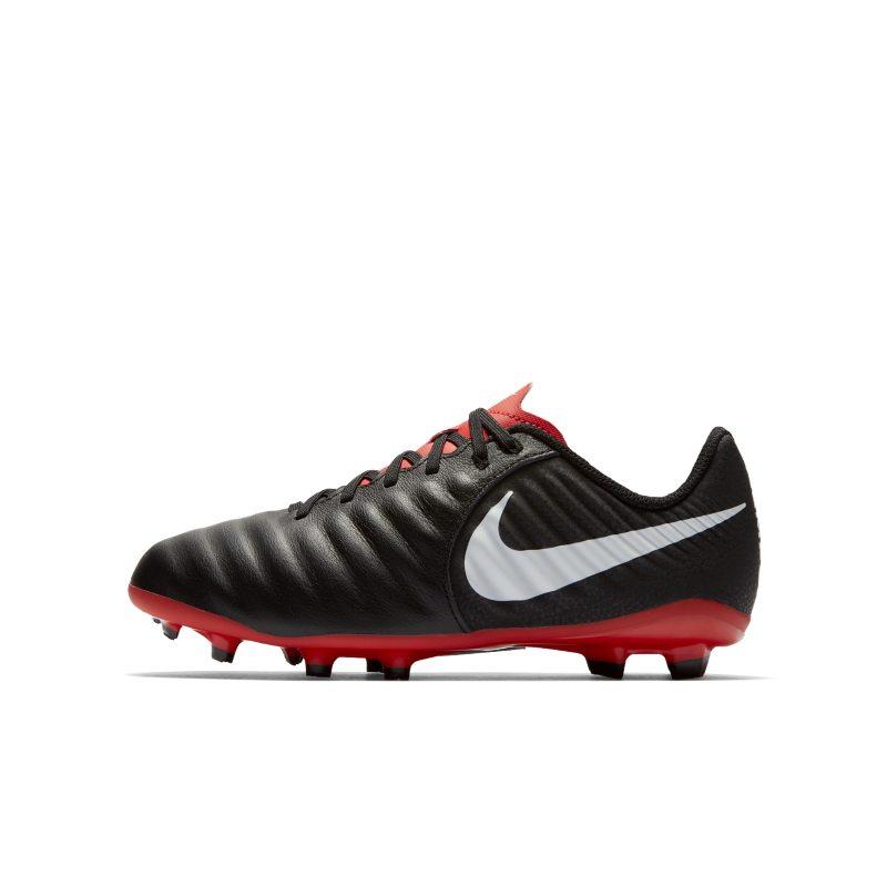 Nike Jr. Legend 7 Academy FG Küçük/Genç Çocuk Kuru Çim Zemin Kramponu  AO2291-006 -  Siyah 36 Numara Ürün Resmi