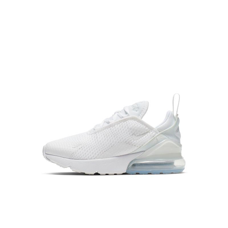 Sneaker Nike Nike Air Max 270 Zapatillas - Niño/a pequeño/a - Blanco