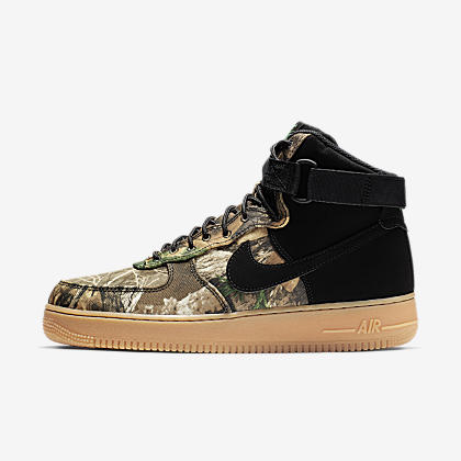 official photos 405a7 54171 Men s Shoe.  200 · Nike Air Force 1 High  07 LV8 3 Realtree®