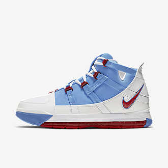 cheap for discount 54641 f753f Zoom LeBron 3 QS