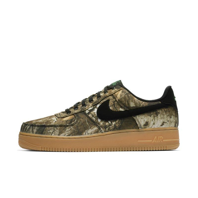 Sneaker Nike Nike Air Force 1'07 LV8 3 Realtree® Zapatillas - Hombre - Negro