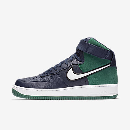 62127dc8a08a1 Nike Air Force 1 High  07 LV8 Sport NBA Men s Shoe. Nike.com