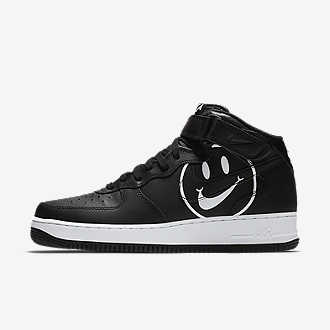 b4577a9af3c5b0 Men s Air Force 1 Mid Top Shoes. Nike.com