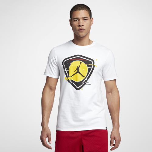 <ナイキ(NIKE)公式ストア>ジョーダン スポーツウェア ラスト ショット メンズ Tシャツ AO2625-100 ホワイト