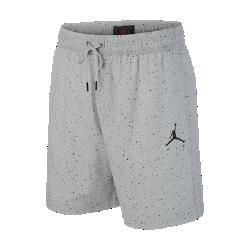 <ナイキ(NIKE)公式ストア>ジョーダン ジャンプマン セメント プールサイド メンズ 18cm ショートパンツ AO2842-077 グレー画像