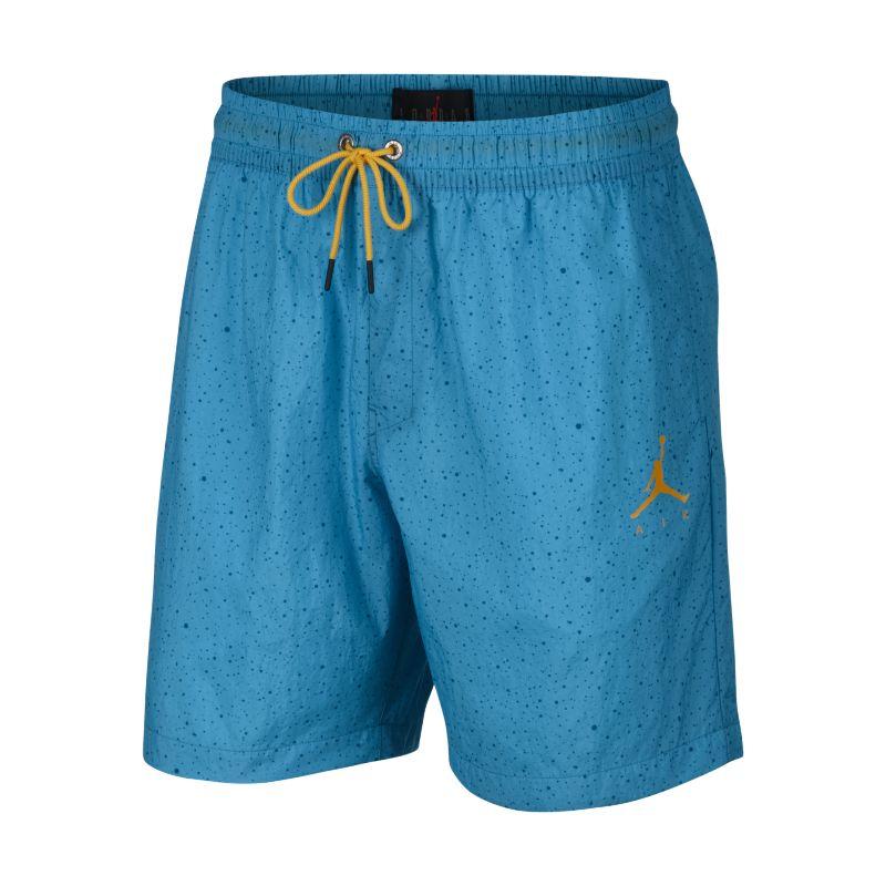 <ナイキ(NIKE)公式ストア>ジョーダン ジャンプマン セメント プールサイド メンズ 18cm ショートパンツ AO2842-433 ブルー