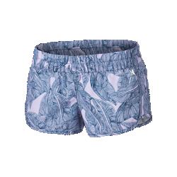 Женские бордшорты Hurley Supersuede Lush Beachrider 6,5 смЖенские бордшорты Hurley Supersuede Lush Beachrider 6,5 см, украшенные принтом с пальмовыми листьями по всей поверхности, обеспечивают комфорт в воде и на суше.<br>