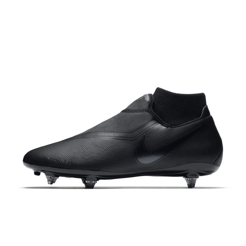 Nike Phantom Vision Academy Dynamic Fit Soft-Ground Football Boot - Black Image