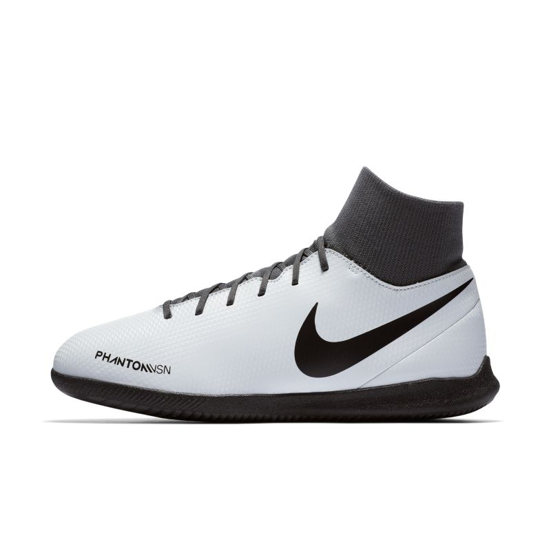 Nike Phantom Vision Club Dynamic Fit Indoor/Court Football Shoe - Silver Image