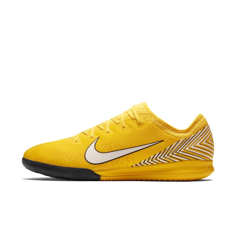 5b569beea Nike MercurialX Vapor XII Pro Neymar Indoor/Court Football Shoe - Yellow  Image