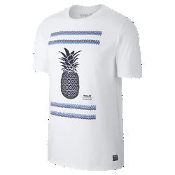 Мужская футболка Hurley Pendleton PineappleМужская футболка Hurley Pendleton Pineapple украшена иллюстрациями Крейга Стецика Третьего с принтами Pendleton ® для стильного образа в любой ситуации.  Информация о товаре  Состав: 100% хлопок Машинная стирка Импорт<br>
