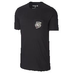 Мужская футболка Hurley Habitat PocketМужская футболка Hurley Habitat Pocket обеспечивает абсолютный комфорт в любой ситуации.<br>