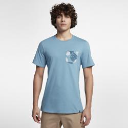 Мужская футболка Hurley Kolide PocketМужская футболка Hurley Kolide Pocket — комфортная минималистичная модель. Нагрудный карман в минималистичном стиле.<br>