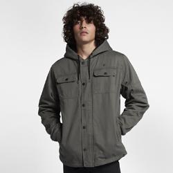 Мужская куртка Hurley OutdoorМужская куртка Hurley Outdoor — незаменимая модель для тепла и комфорта во время активного отдыха, прогулок по пляжу и любой другой ситуации.<br>