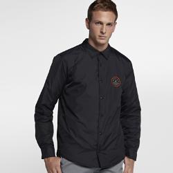 Мужская куртка Hurley PortlandМужская куртка Hurley Portland обеспечивает идеальную защиту и тепло в прохладную погоду. Стиль рубашки на пуговицах создает яркий образ, а стеганая подкладка обеспечивает тепло и комфорт.<br>