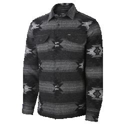 Мужская фланелевая рубашка Hurley PendletonМужская фланелевая рубашка Hurley Pendleton из шерсти Pendleton® обеспечивает тепло в любой ситуации. В 50-х и 60-х годах, еще до изобретения гидрокостюмов, серфингисты надевали фланелевые модели Pendleton®, чтобы сохранять тепло в воде. Новая модель несет в себе традиции, дополненные современной иллюстрацией Крейга Стецика Третьего, вдохновленной серфингом.<br>