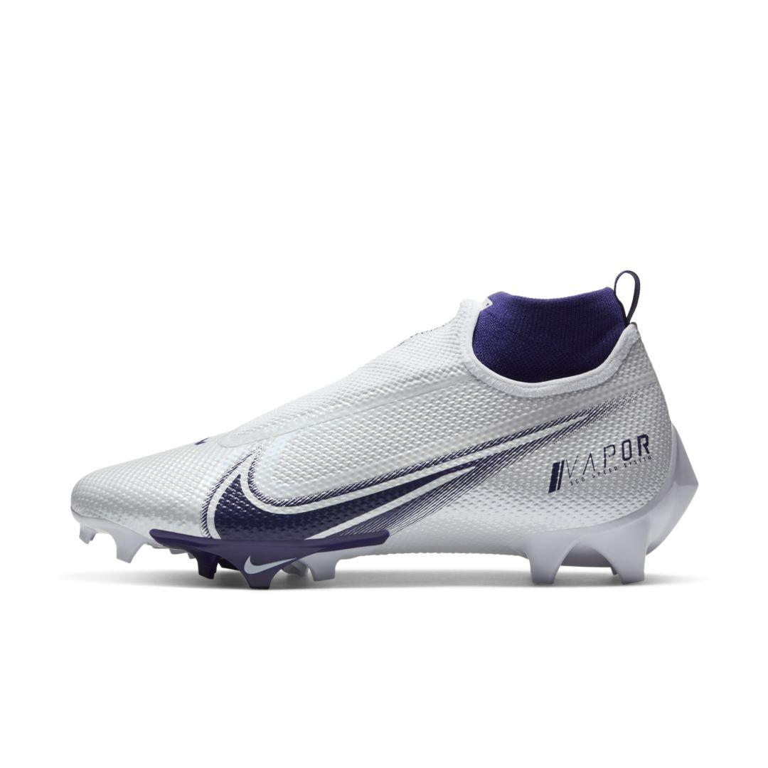 Nike Vapor Edge Pro 360 Men's Football Cleat Size 11 (White ...