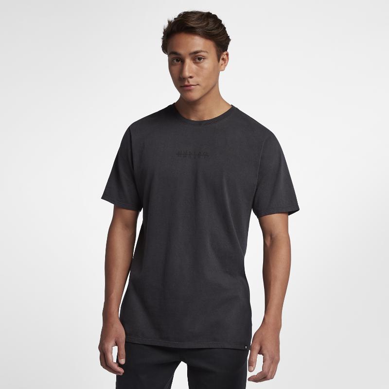 <ナイキ(NIKE)公式ストア>ハーレー ヘビー ウェルカム トゥ パラダイス メンズ Tシャツ AO8805-060 ブラック