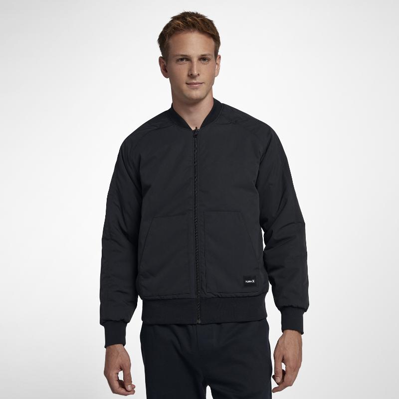 <ナイキ(NIKE)公式ストア>ハーレー インド スーベニア リバーシブル メンズジャケット AO8976-010 ブラック