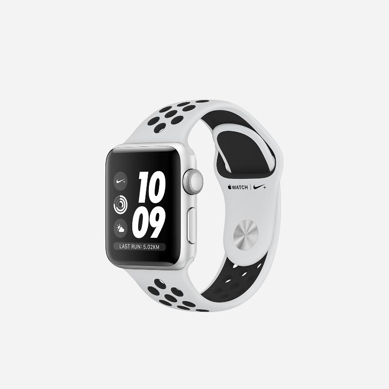 Apple Watch Nike+ Series 3 GPS (38mm) Running Watch