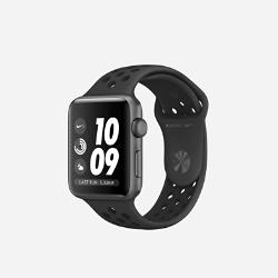 Apple Watch Nike+ Series 3 GPS (42mm) Running Watch