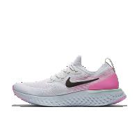 <ナイキ(NIKE)公式ストア>【ナイキ直営店 / Nike.com限定カラー】ナイキ エピック リアクト フライニット メンズ ランニングシューズ AQ0067-007 シルバー