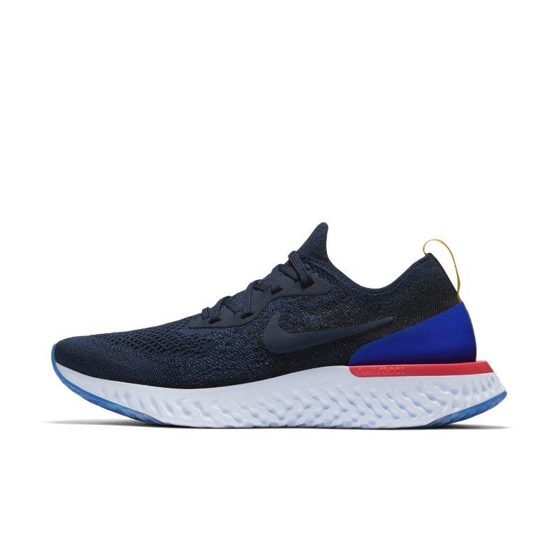Scarpa da running Nike Epic React Flyknit - Donna - Blu