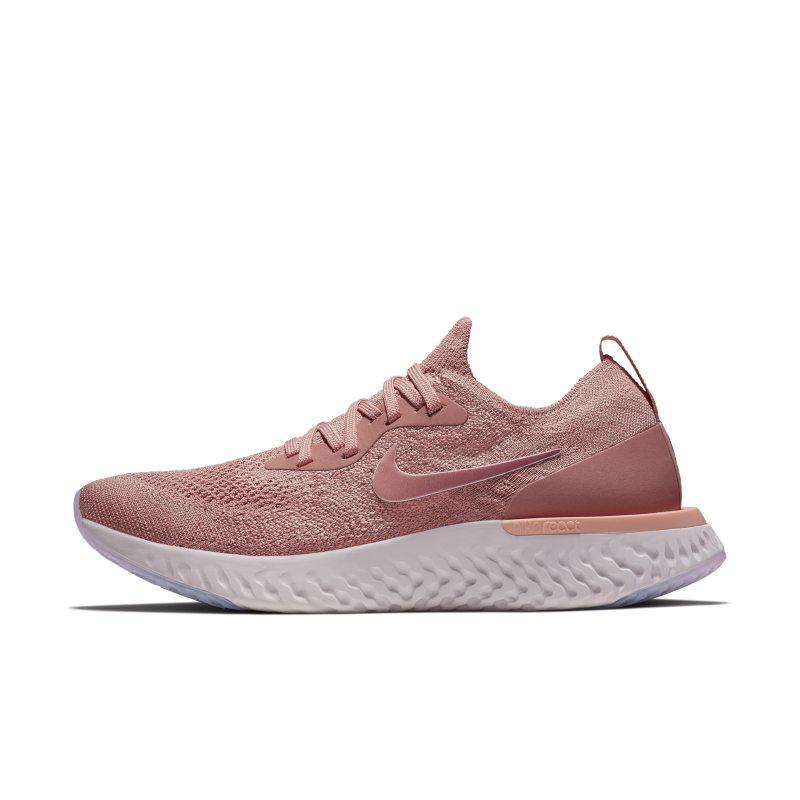 Nike Epic React Flyknit 1 Zapatillas de running - Mujer - Rosa