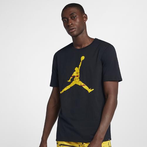 <ナイキ(NIKE)公式ストア>ジョーダン スポーツウェア ラスト ショット メンズ Tシャツ AQ0692-010 ブラック