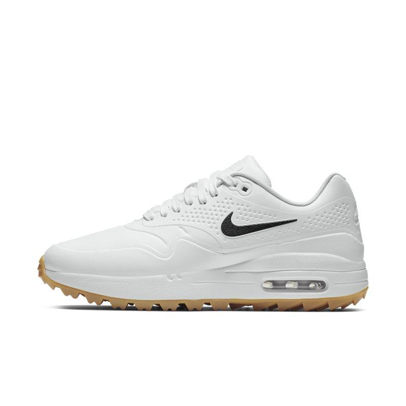 buy popular 46734 c2c3b Golfsko Nike Air Max 1 G för kvinnor - Vit