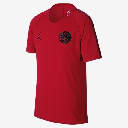 Top para fútbol Paris Saint-Germain Shield Squad Drill para hombre ... 0b2465af10f