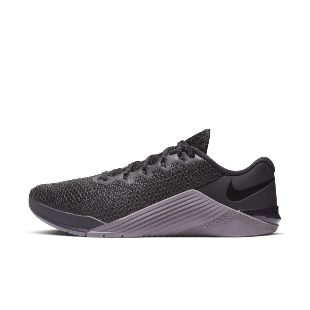 Nike Metcon 5 Training Shoes (Black)