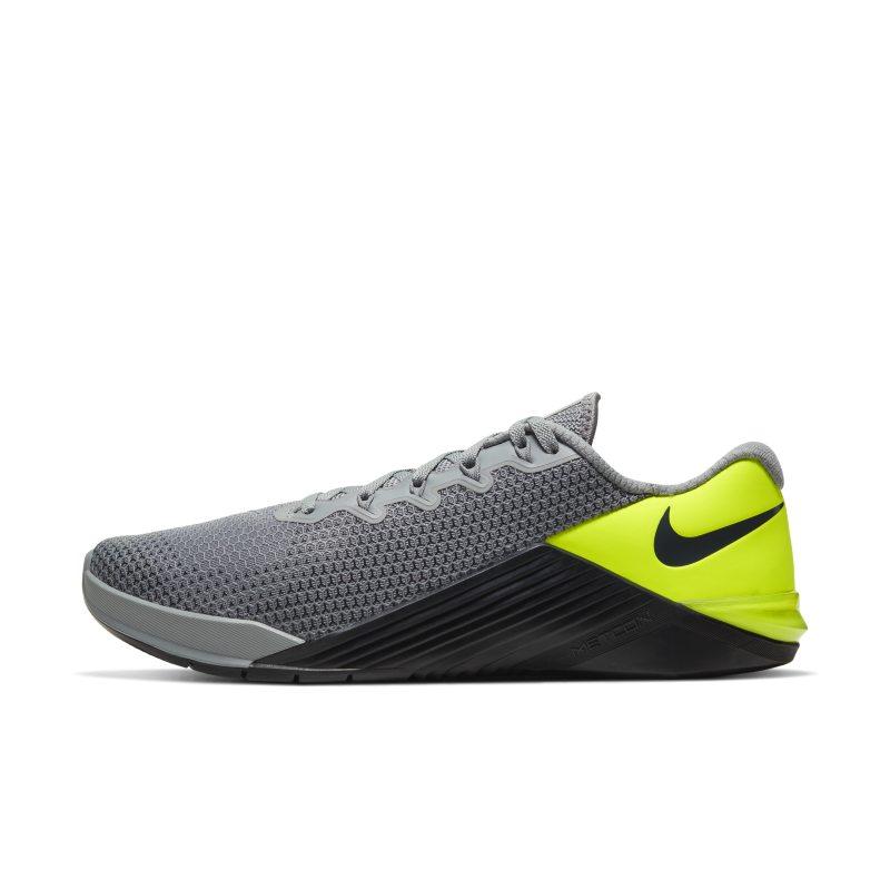 Nike Metcon 5 Zapatillas de entrenamiento - Hombre - Gris