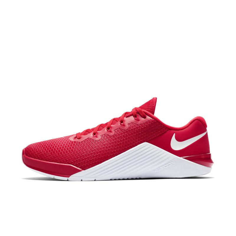 Nike Metcon 5 Zapatillas de entrenamiento - Rojo